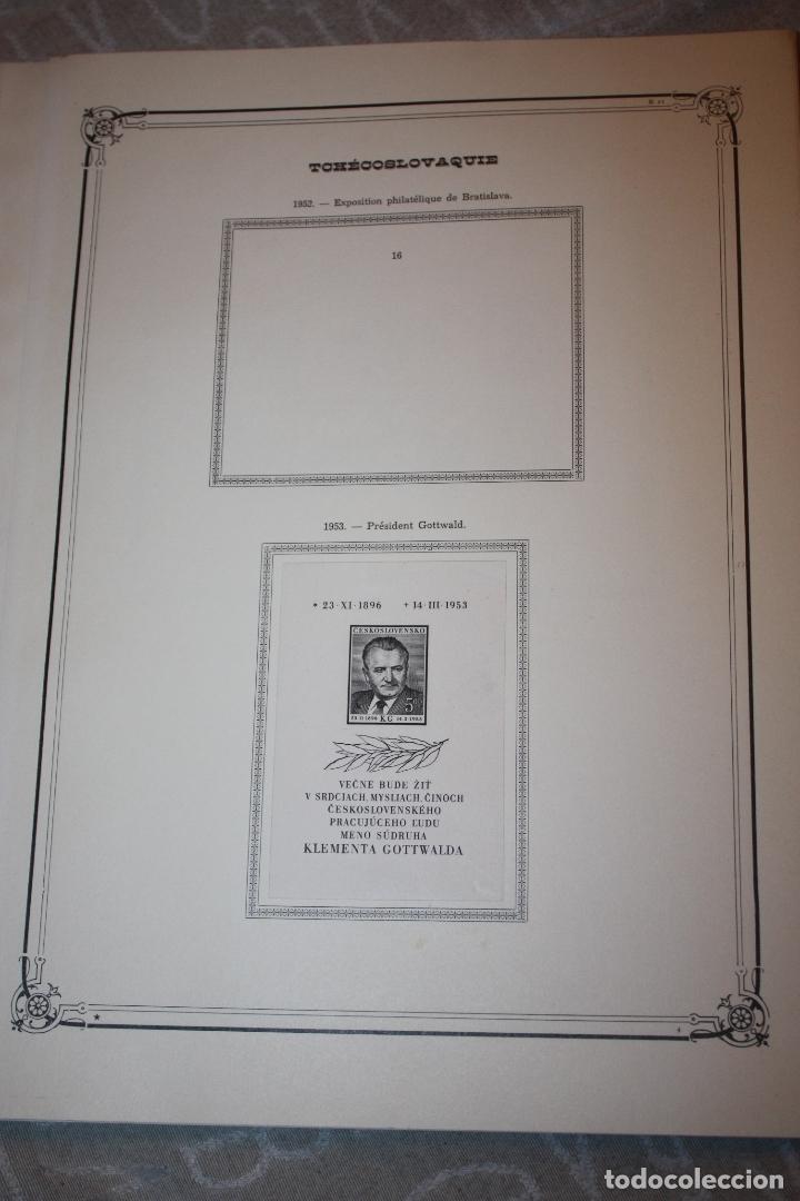 Sellos: COLECCION 60 HOJITAS HOJAS BLOQUE DEL MUNDO. VALOR DE CATÁLOGO 1.347€ - Foto 35 - 63892751