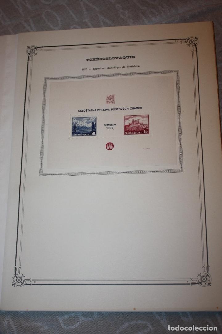 Sellos: COLECCION 60 HOJITAS HOJAS BLOQUE DEL MUNDO. VALOR DE CATÁLOGO 1.347€ - Foto 39 - 63892751