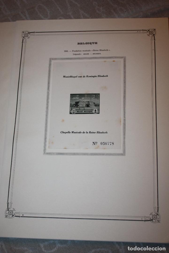 Sellos: COLECCION 60 HOJITAS HOJAS BLOQUE DEL MUNDO. VALOR DE CATÁLOGO 1.347€ - Foto 43 - 63892751
