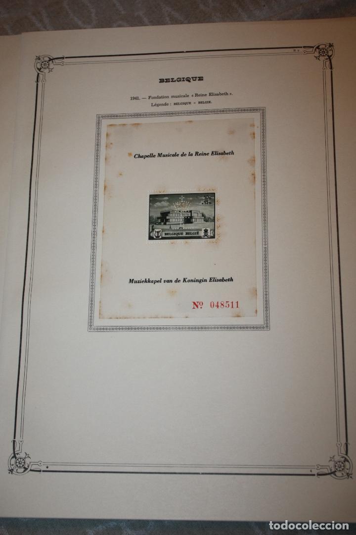 Sellos: COLECCION 60 HOJITAS HOJAS BLOQUE DEL MUNDO. VALOR DE CATÁLOGO 1.347€ - Foto 44 - 63892751