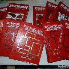 Sellos: (M) COLECCION COMPLETA SELLOS DEL MUNDO COLECCION TEMATICA Y SELLOS DEL MUNDO. Lote 67862433