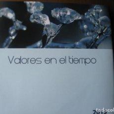 Sellos: LIBRO SELLOS ESPAÑA Y ANDORRA 2013. Lote 161589100