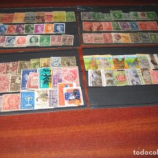 Sellos: 88 SELLOS DIFERENTES DE AUSTRALIA. MATASELLADOS. Lote 74297875