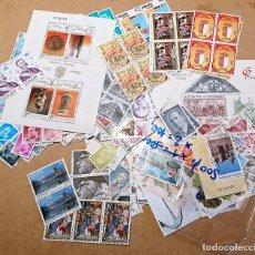 Selos: LOTE DE SELLOS ESPAÑA. NUEVOS MNH**. VALOR FACIAL 10190 PESETAS. EXCELENTE ESTADO. Lote 83599156