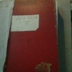 Sellos: AUSTRIA , GRAN LOTE EN DOS CLASIFICADORES. Lote 85761136