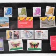 Sellos: SELLOS ESPAÑA AÑO 2010 COMPLETO CON H.B. NUEVOS LUJO. Lote 91760330