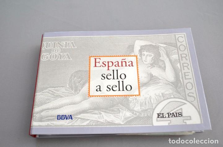 ESPAÑA SELLO A SELLO (Sellos - Colecciones y Lotes de Conjunto)