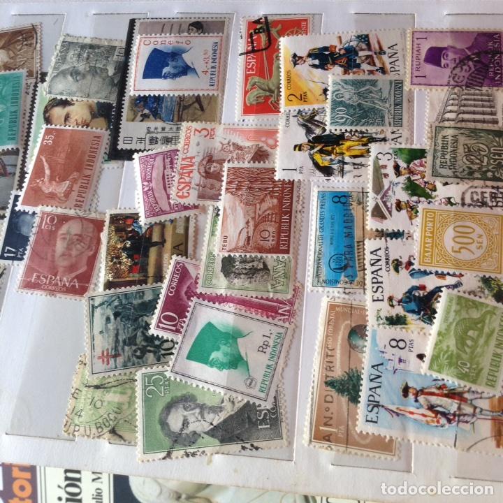 Sellos: Colección de sellos. - Foto 2 - 96100928