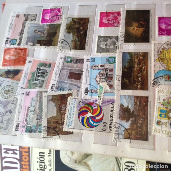 Sellos: Colección de sellos. - Foto 3 - 96100928