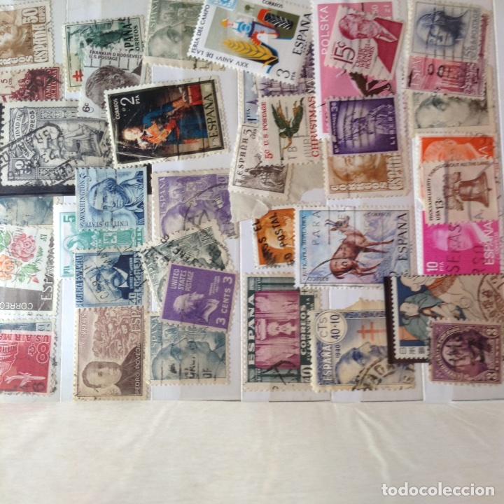 Sellos: Colección de sellos. - Foto 5 - 96100928