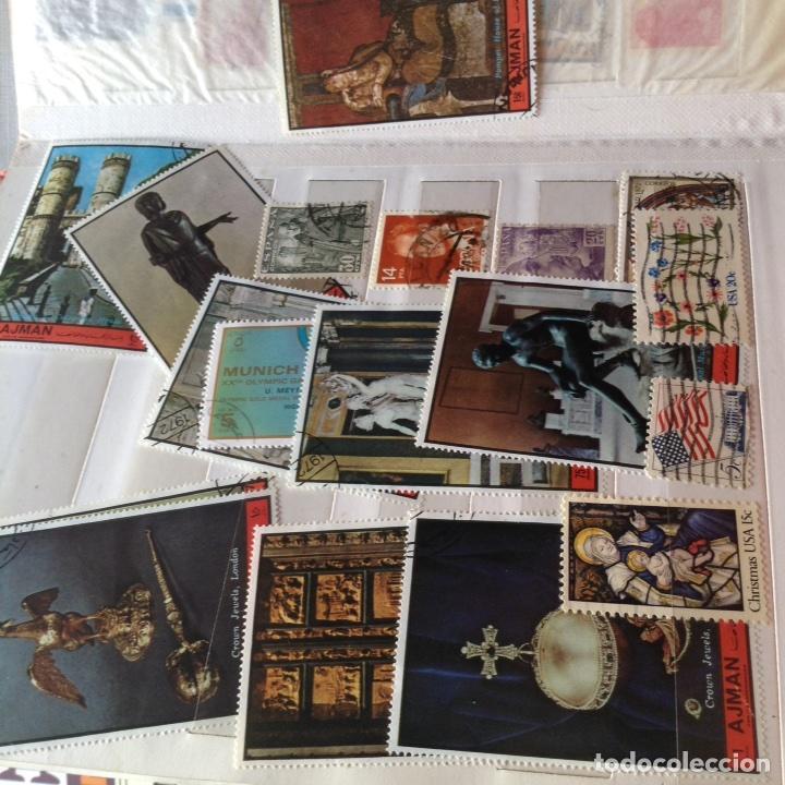 Sellos: Colección de sellos. - Foto 6 - 96100928