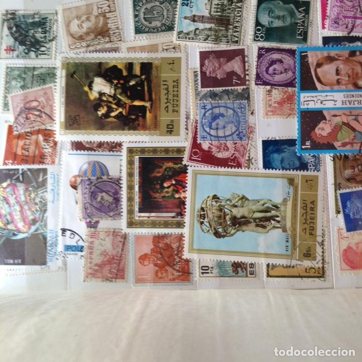 Sellos: Colección de sellos. - Foto 7 - 96100928