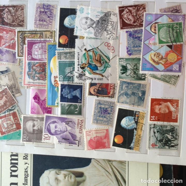 Sellos: Colección de sellos. - Foto 8 - 96100928