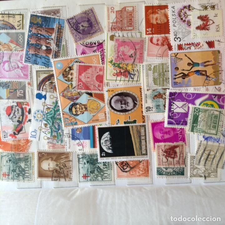 Sellos: Colección de sellos. - Foto 9 - 96100928
