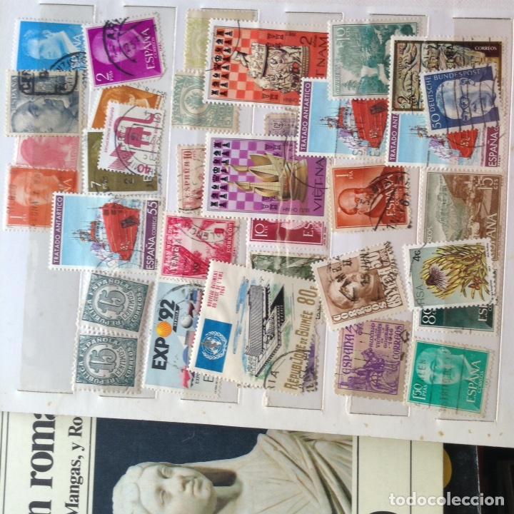 Sellos: Colección de sellos. - Foto 10 - 96100928