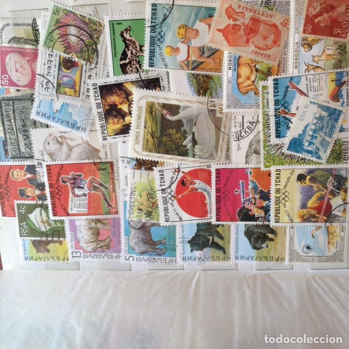 Sellos: Colección de sellos. - Foto 13 - 96100928