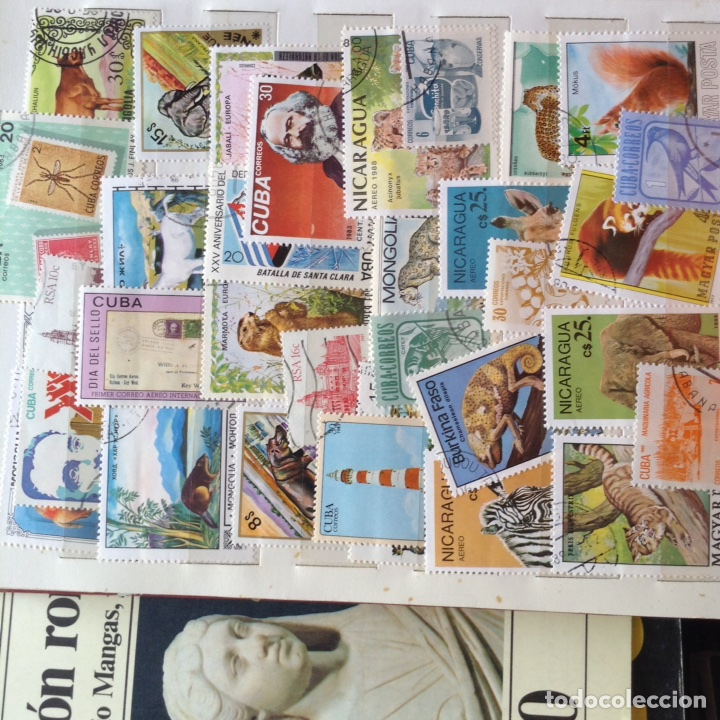 Sellos: Colección de sellos. - Foto 14 - 96100928