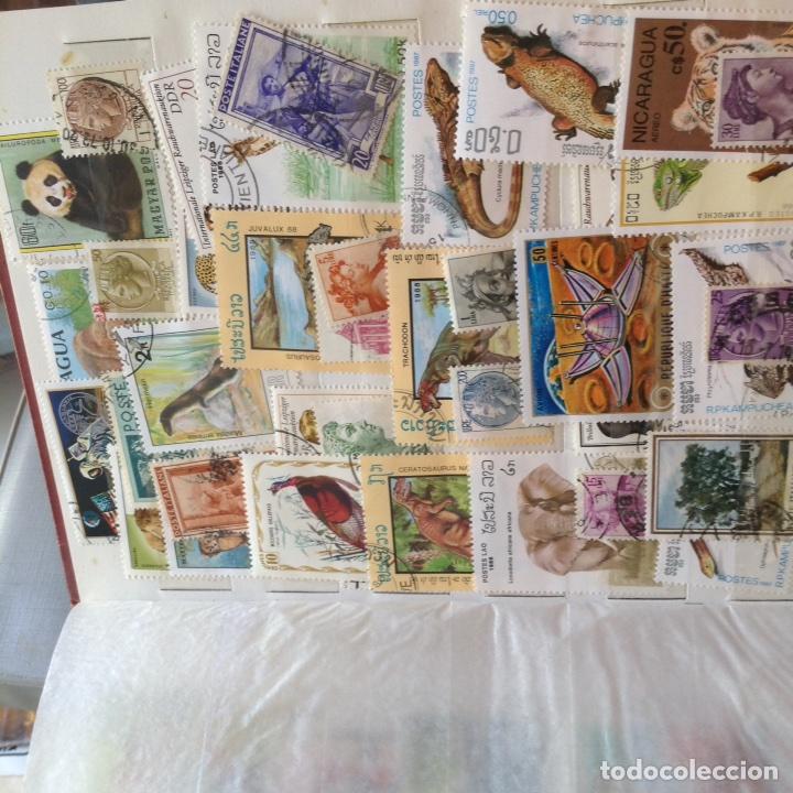 Sellos: Colección de sellos. - Foto 15 - 96100928