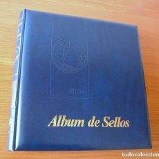 Sellos: ESPAÑA COLECCION DE LOS AÑOS 1970-1979 MONTADA EN ALBUM CON PROTECTORES NEGROS. Lote 96625863