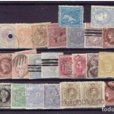 Sellos: GRAN LOTE DE SELLOS DE ESPAÑA - CLASICOS - VER IMAGENES SALIDA 1 EURO. Lote 97039387