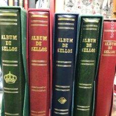 Sellos: COLECCION ESPAÑA NUEVO 1960/1996 (37 AÑOS) EN 5 ALBUMES. Lote 97632567