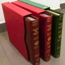 Sellos: COLECCIÓN SELLOS ESPAÑA. 1958 AL 1975. MNH. PERFECTO ESTADO. MONTADA EN 3 ÁLBUMES FILABO. Lote 98187483