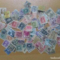 Sellos: LOTE DE 110 SELLOS USADOS DEL SIGLO XIX Y XX. Lote 100478699