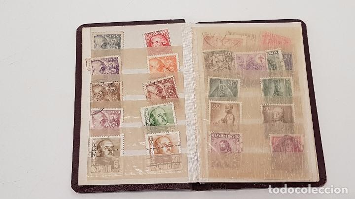Sellos: ALBUM SELLOS, ALFONSO XIII, REPUBLICA, CHILE, ARGENTINA, CUBA, ETC. - Foto 2 - 103832175