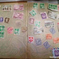 Briefmarken - 38 sellos variados - 103909719