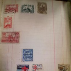 Briefmarken - 9 sellos variados antiguos - 103914019