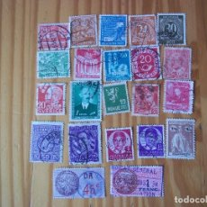 Sellos: SELLOS ANTIGUO ALEMANIA, CANADA ,FRANCIA,SWERIGE,NORGE, YGOSLABIJA. Lote 105031839