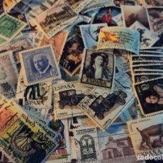 Sellos: MAS DE 500 SELLOS USADOS DE ESPAÑA. Lote 108715955