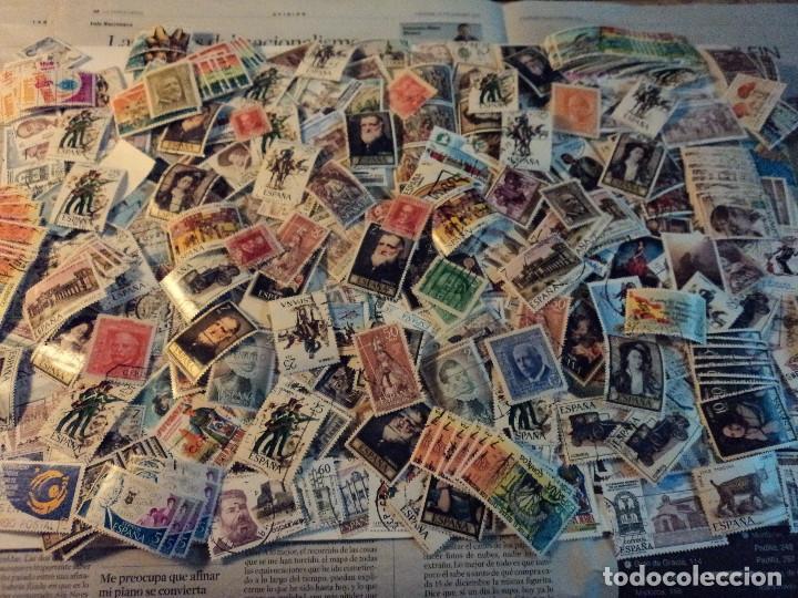 Sellos: mas de 500 sellos usados de españa - Foto 4 - 108715955