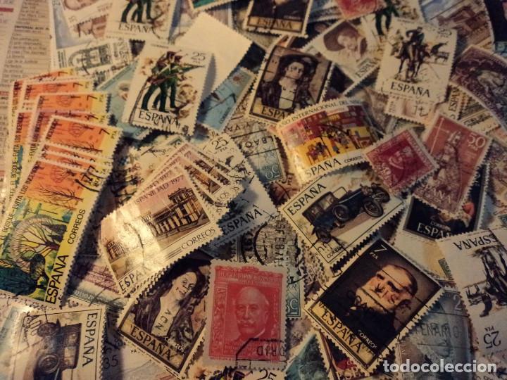 Sellos: mas de 500 sellos usados de españa - Foto 6 - 108715955