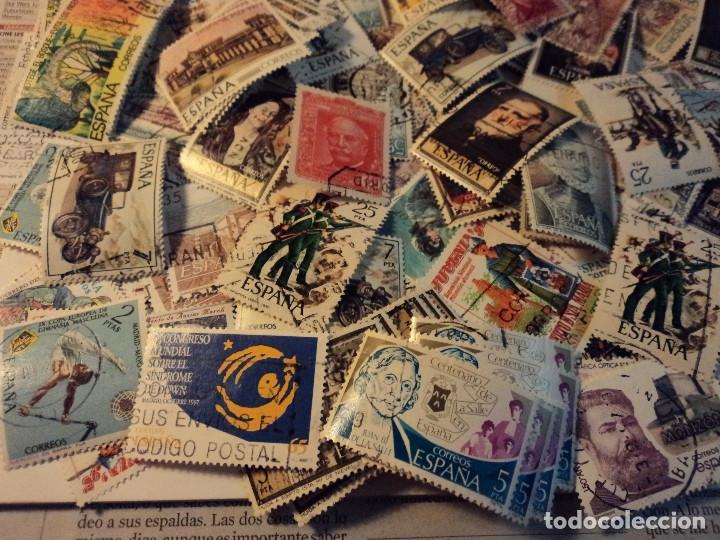 Sellos: mas de 500 sellos usados de españa - Foto 7 - 108715955