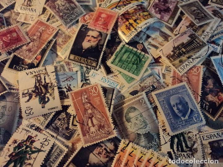 Sellos: mas de 500 sellos usados de españa - Foto 9 - 108715955