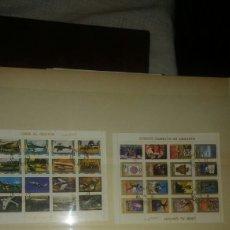 Briefmarken - 3 hojas bloque de UMM al qiwain - 110314810