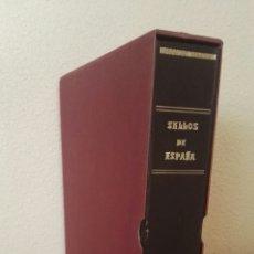 Sellos - España 1984/1987. Completa Colección De Sellos En Álbum Filabo .todos nuevos sin señal de fijasellos - 111233355