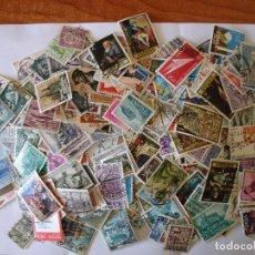 Sellos: 1000 SELLOS USADOS DE ESPAÑA DIFERENTES. Lote 111871659
