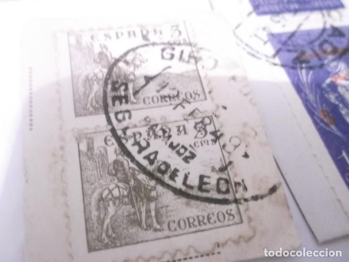 LOTE DE 7 SELLOS ANTIGUOS DE CORREOS (Sellos - Colecciones y Lotes de Conjunto)