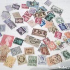 Briefmarken - LOTE DE 85 SELLOS USADOS ANTIGUOS DE INGLATERRA Y ALEMANIA - 119370059