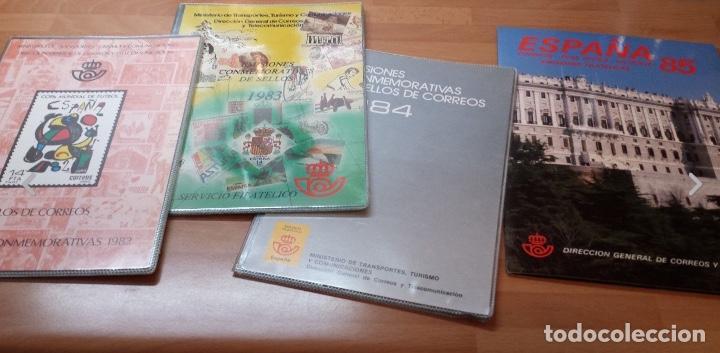 Sellos: COLECCION COMPLETA DE CARPETAS Y LIBROS DE CORREOS ANUALES NUEVOS Y COMPLETOS 1978-2017 - Foto 2 - 119583943