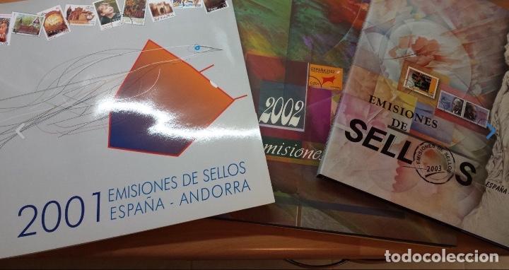 Sellos: COLECCION COMPLETA DE CARPETAS Y LIBROS DE CORREOS ANUALES NUEVOS Y COMPLETOS 1978-2017 - Foto 7 - 119583943