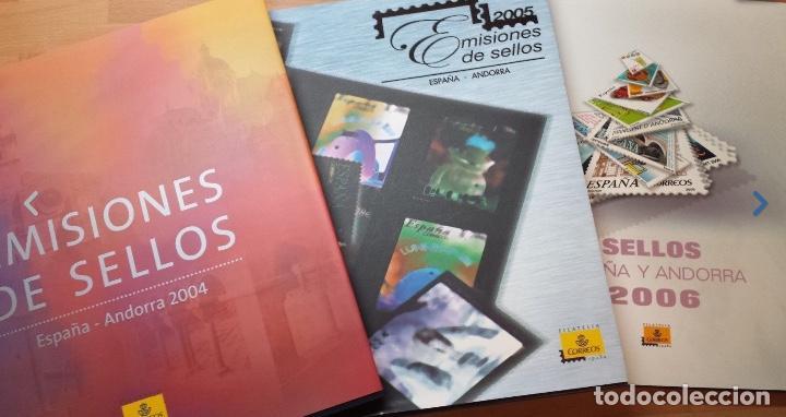 Sellos: COLECCION COMPLETA DE CARPETAS Y LIBROS DE CORREOS ANUALES NUEVOS Y COMPLETOS 1978-2017 - Foto 8 - 119583943