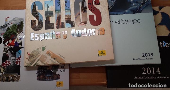 Sellos: COLECCION COMPLETA DE CARPETAS Y LIBROS DE CORREOS ANUALES NUEVOS Y COMPLETOS 1978-2017 - Foto 10 - 119583943