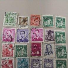 Briefmarken - 25 sellos variados - 121936331