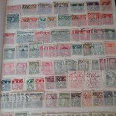 Sellos: CLASIFICADOR (NUEVO, 4 HOJAS) CHECOSLOVAQUIA MATASELLADOS. 1918 - 1992. SELLOS + 3 HB.. Lote 124256882