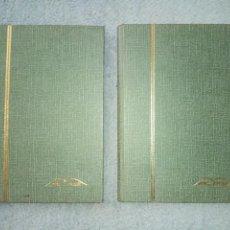 Sellos: 2 CLASIFICADORES PEQUEÑOS CON LOS TRAJES REGIONALES EN BLOQUES DE 4.NUEVOS,SIN USO.. Lote 125152903