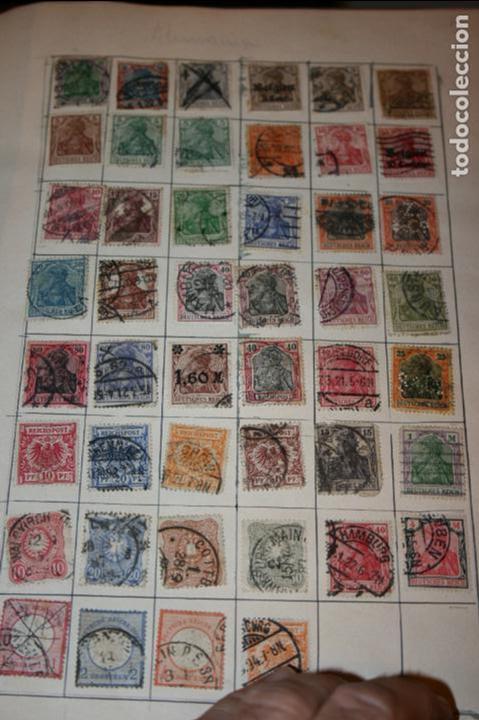 2360 SELLOS PRINCIPALMENTE 1850 1950 DE EUROPA Y ORIENTE. TAL Y COMO SE COLECCIONARON.FOTOS (Sellos - Colecciones y Lotes de Conjunto)