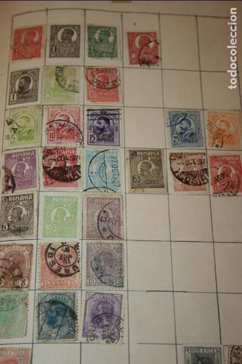 Sellos: 2360 sellos principalmente 1850 1950 de Europa y Oriente. Tal y como se coleccionaron.fotos - Foto 6 - 127669491